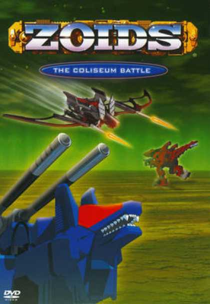TV Series - Zoids - The Coliseum Battle