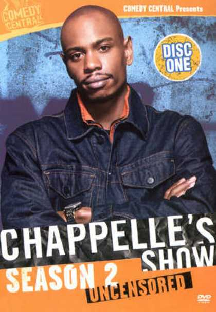 TV Series - Chappelle Show Uncensored