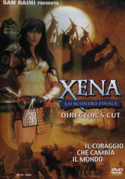 TV Series - Xena - Lo Scontro Finale ITA