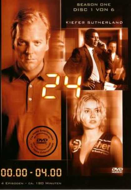TV Series - 24 Twentyfour (disc 1)