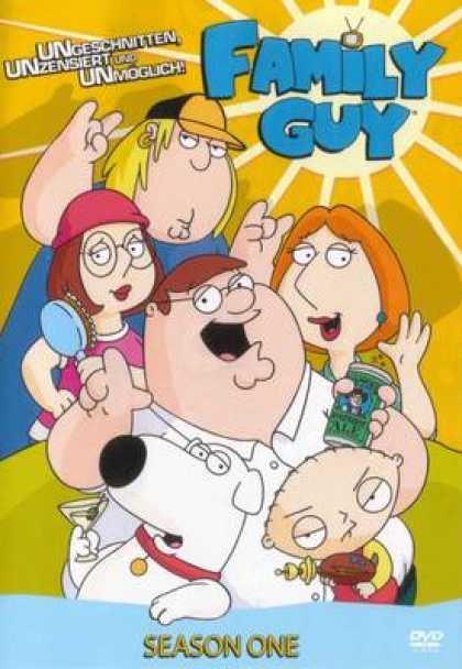 TV Series - Family Guy - 1 GER