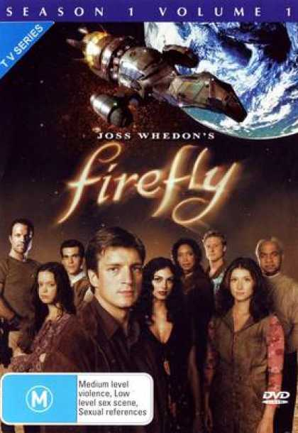 TV Series - Firefly (Season 1) (Vol.1) Australian