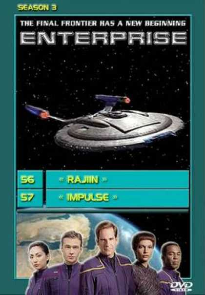 TV Series - Star Trek Enterprise 3x04x05 GER