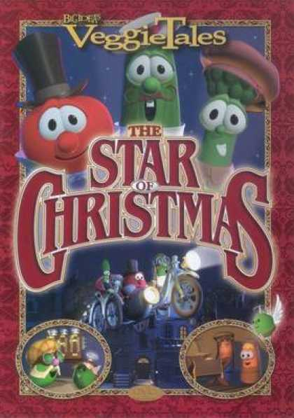 TV Series - Veggie Tales The Star Of Christmas