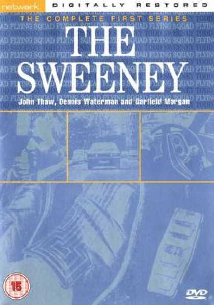 TV Series - The Sweeney Episodes 7-9