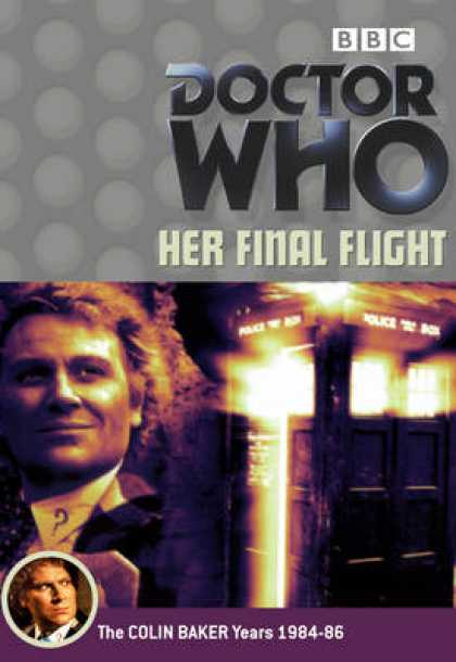 TV Series - Doctor Who - Her Final Flight
