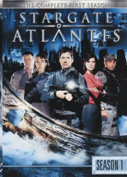 TV Series - Stargate Atlantis
