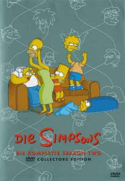 TV Series - Die Simpsons - Die Komplette