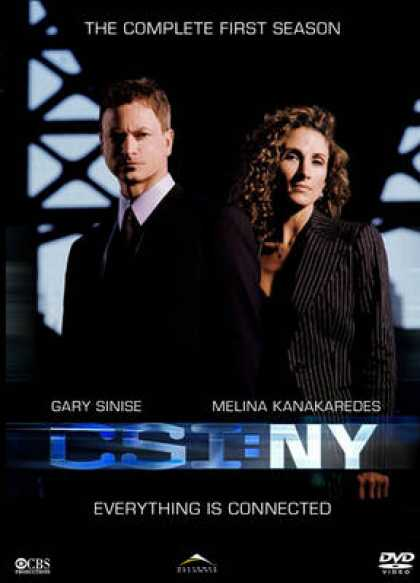 TV Series - CSI NY
