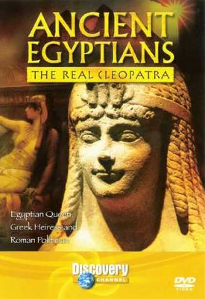 TV Series - Ancient Egyptians - Cleopatra