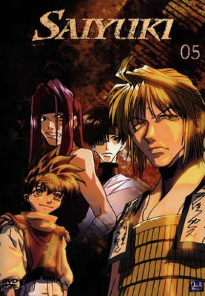 TV Series - Saiyuki