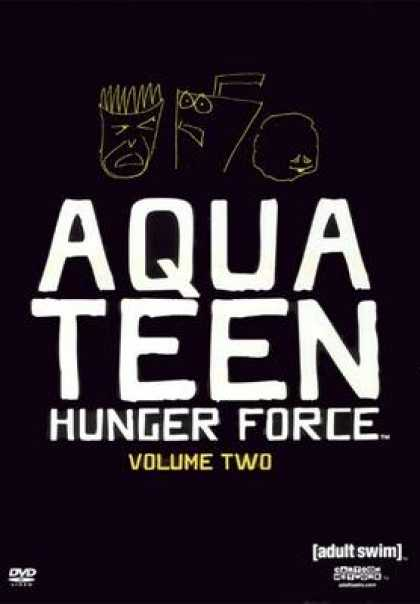 TV Series - Aqua Teen Hunger Force