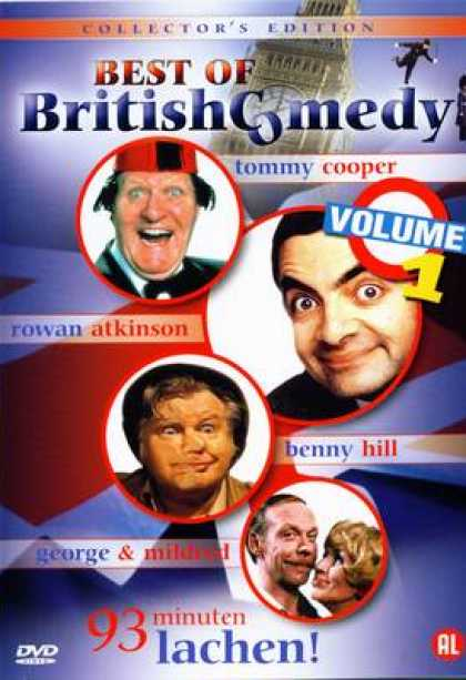 TV Series - Best Of British Comedy