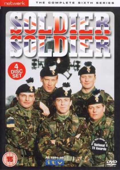 TV Series - Soldier Soldier