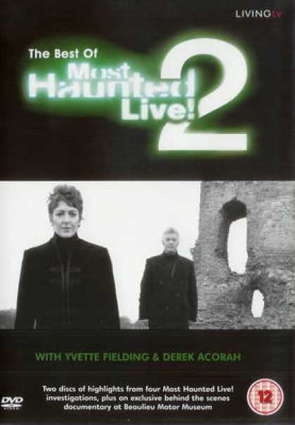 TV Series - The Best Of Most Haunted Live