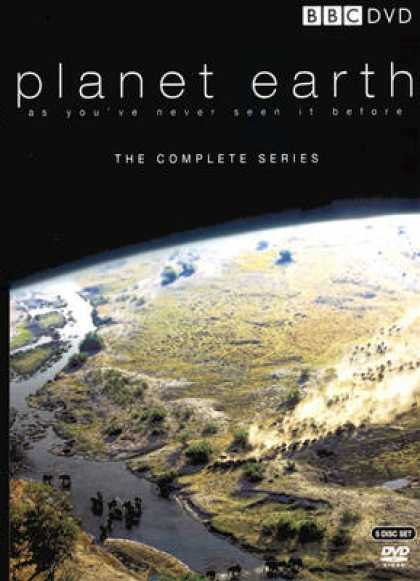 TV Series - Planet Earth - The Complete Series