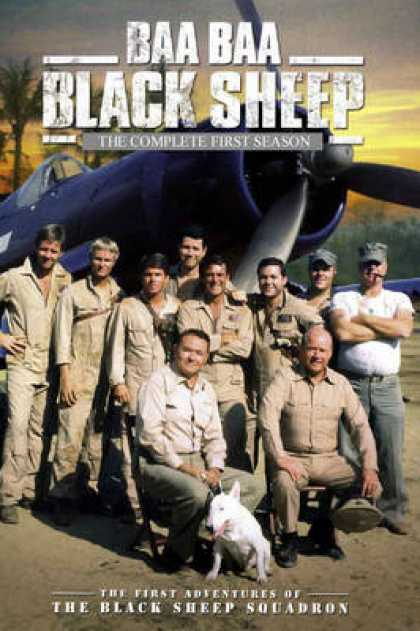 TV Series - Baa Baa Black Sheep