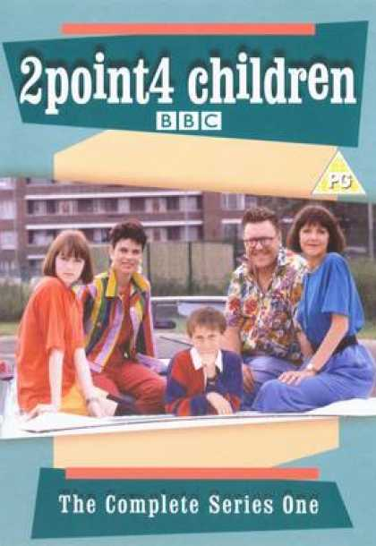 TV Series - 2 Point 4 Children