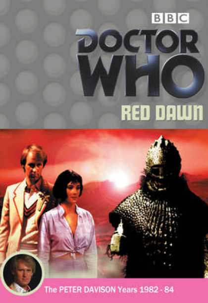 TV Series - Doctor Who - Red Dawn