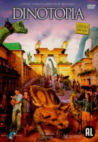 TV Series - Dinotopia