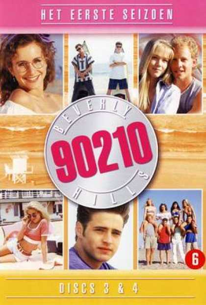 TV Series - Beverly Hills 90210 (Disc 3 & 4) DUTC