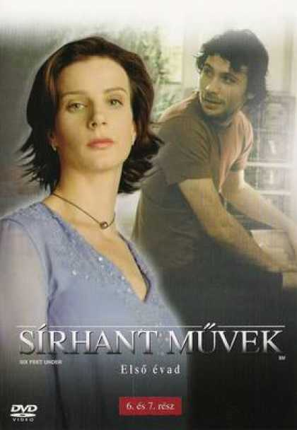 TV Series - Six Feet Under Hungarian