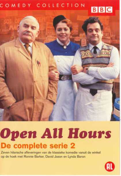 TV Series - Open All Hours