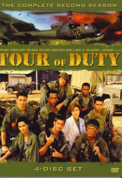 TV Series - Tour Of Duty