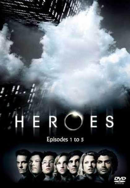 TV Series - Heroes - Episodes 1 To