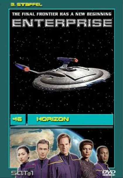 TV Series - Star Trek Enterprise 2x20 GER