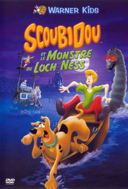 TV Series - Scooby-Doo And The Loch Ness Monster