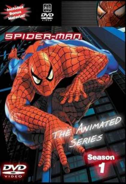 TV Series - Spider Man The New Animated Series Swedish