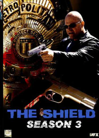 TV Series - The Shield Box
