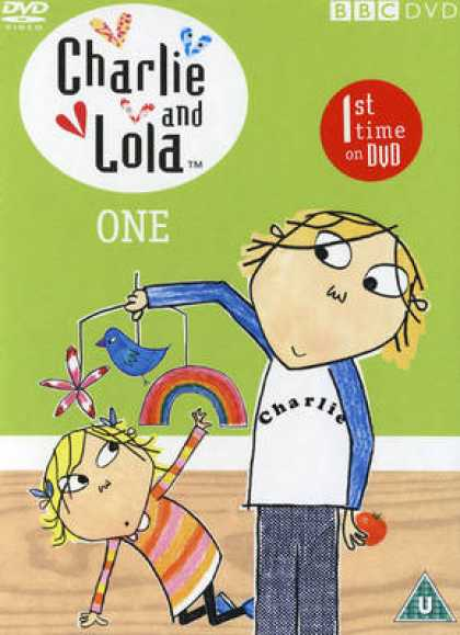 TV Series - Charlie And Lola