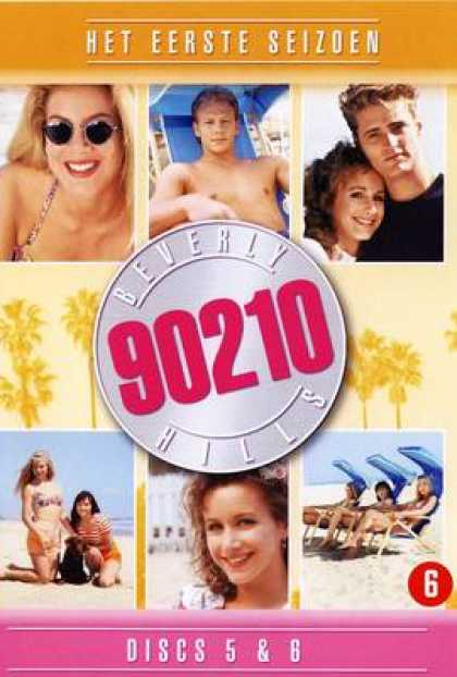 TV Series - Beverly Hills 90210 (Disc 5 & 6) DUTC