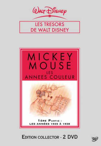 TV Series - Mickey Mouse - Les Annees Couleur Partie 1 FRE