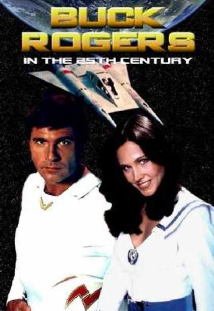 TV Series - Buck Rogers Episodes 3 And
