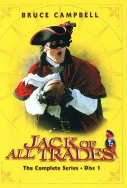 TV Series - Jack Of All Trades The Complete Series