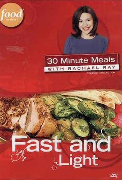 TV Series - 30 Minute Meals With Rachael Ray - Fast & Ligh