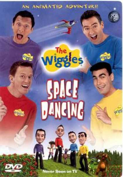 TV Series - The Wiggles- Space Dancing