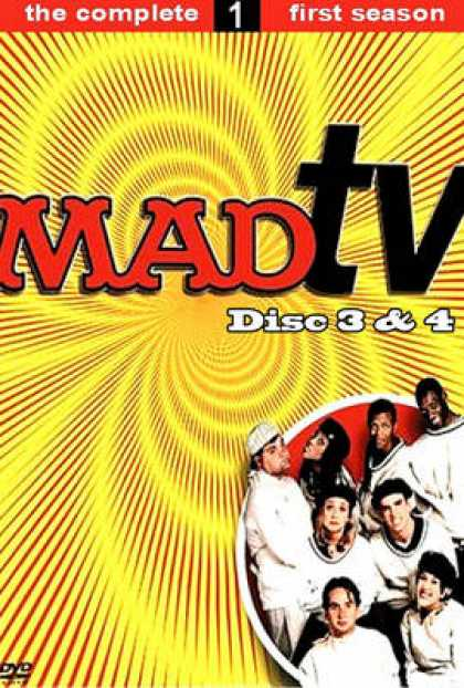 TV Series - Mad TV Discs 3 And