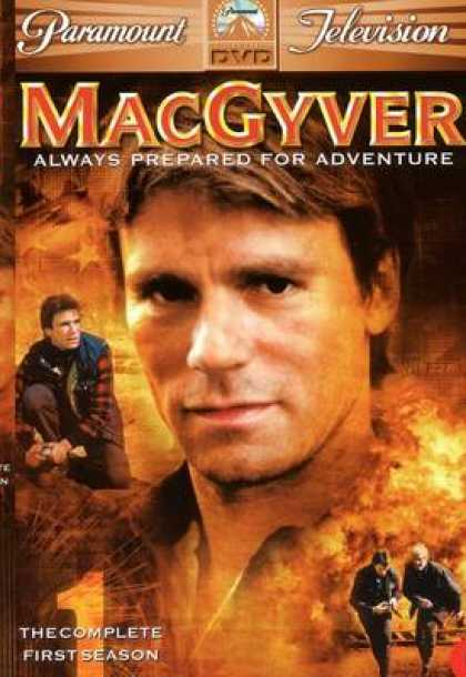 TV Series - MacGyver SCANDINAVIAN