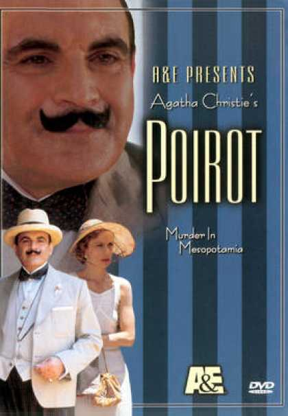 TV Series - Poirot Murder In Mesopotamia