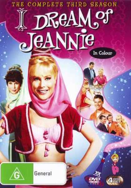 TV Series - I Dream Of Jeannie