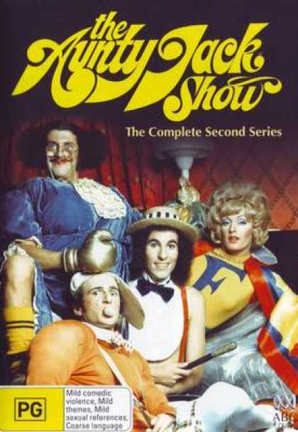 TV Series - The Aunty Jack Show