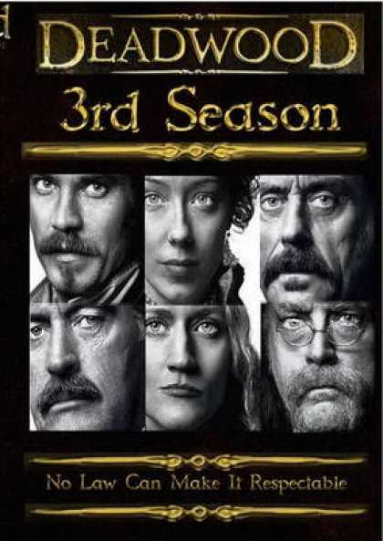 TV Series - DeadWood 3rd Season