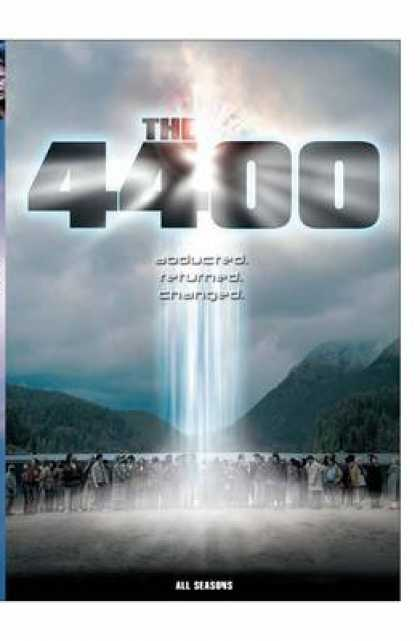TV Series - The 4400 All Seasons