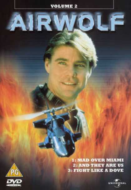 TV Series - Airwolf