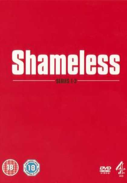 TV Series - Shameless - 3 Front
