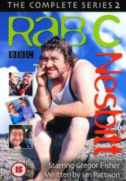 TV Series - Rab C Nesbitt - The Complete
